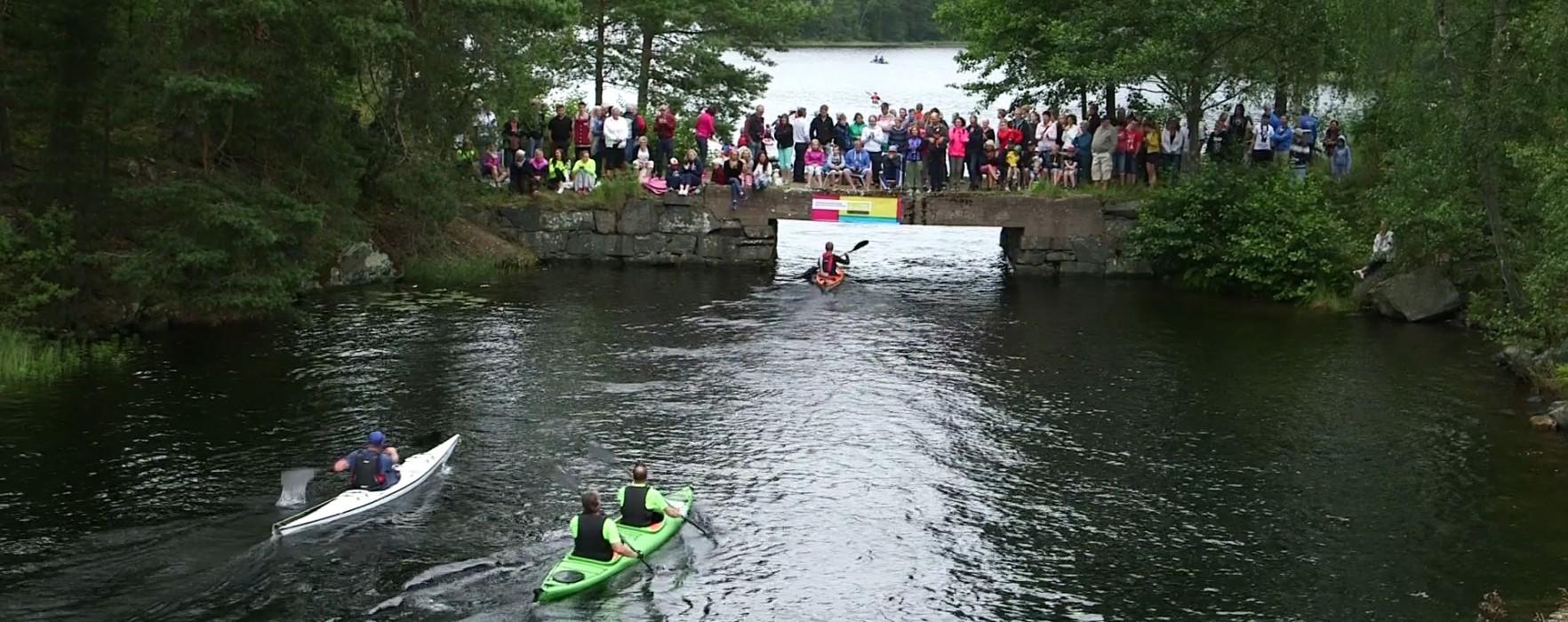 Dalslands kanotmaraton 2015