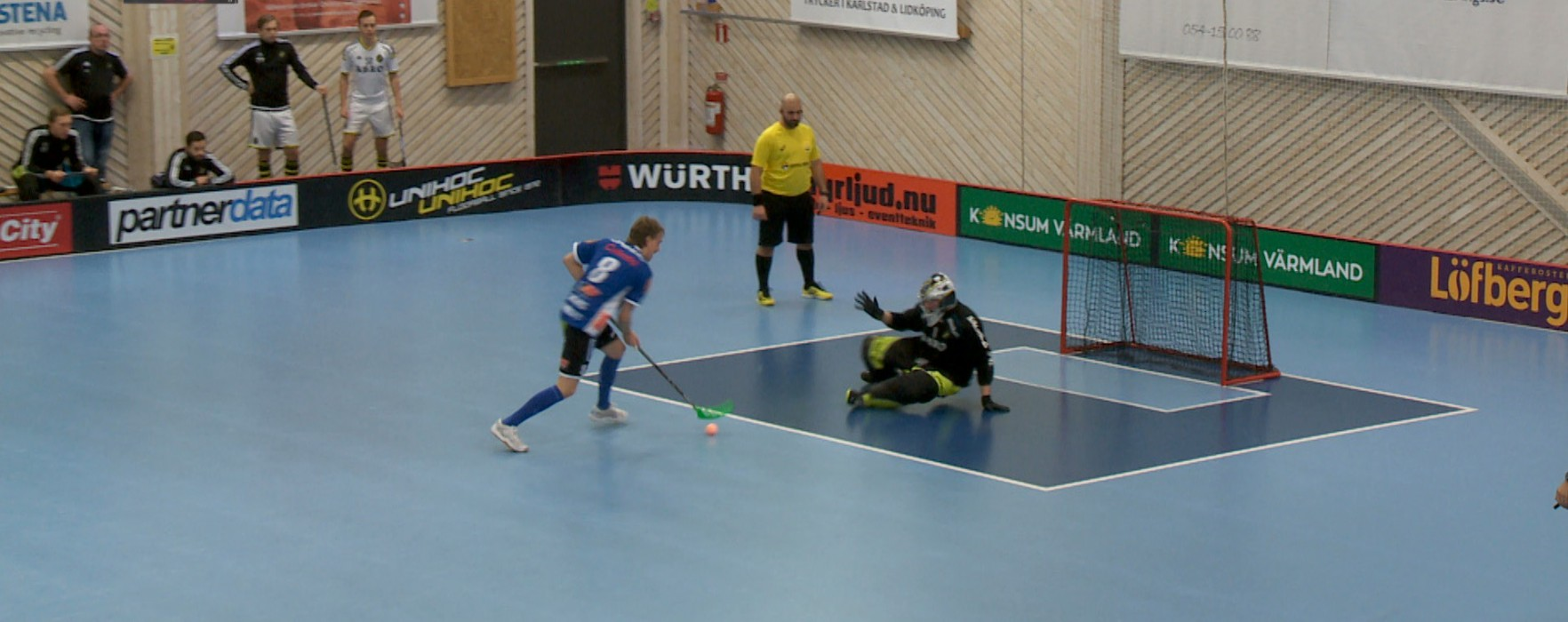 Glimt Sport, SSL Sammandrag Karlstad IBF – AIK IBF