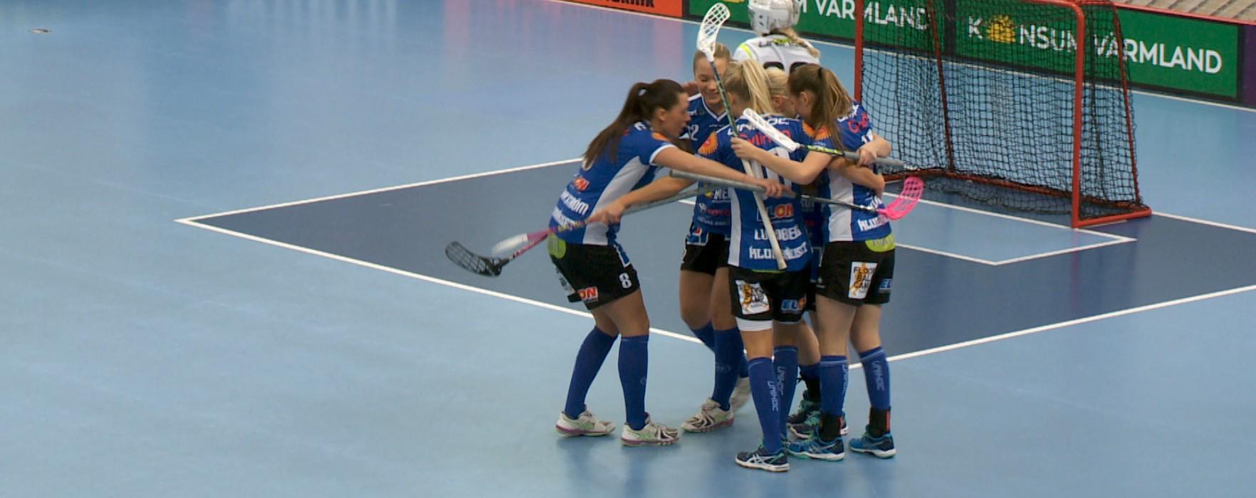Glimt Sport, SSL Dam Sammandrag Karlstad IBF – IBK Dalen
