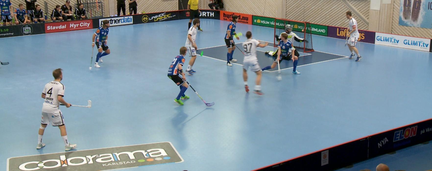 Glimt Sport, SSL Sammandrag Karlstad IBF – IBK Dalen