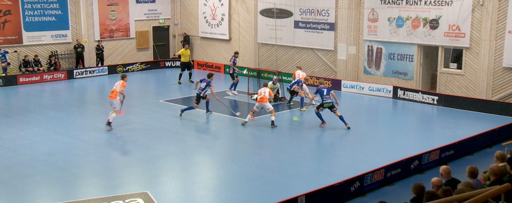 Glimt Sport, SSL Sammandrag Karlstad IBF – Mullsjö IBF