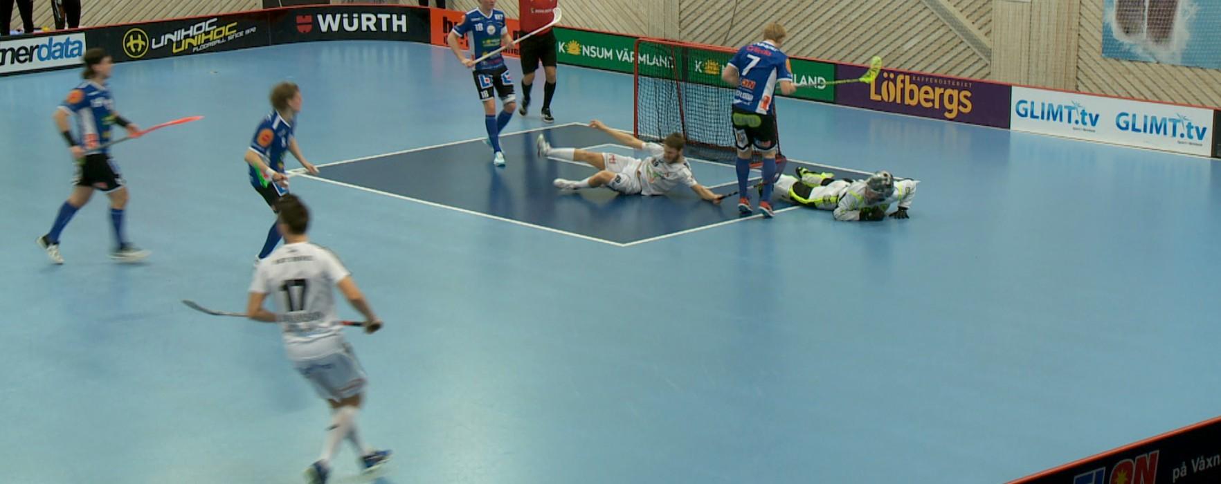 Glimt Sport, SSL Sammandrag Karlstad IBF – Linköping IBK