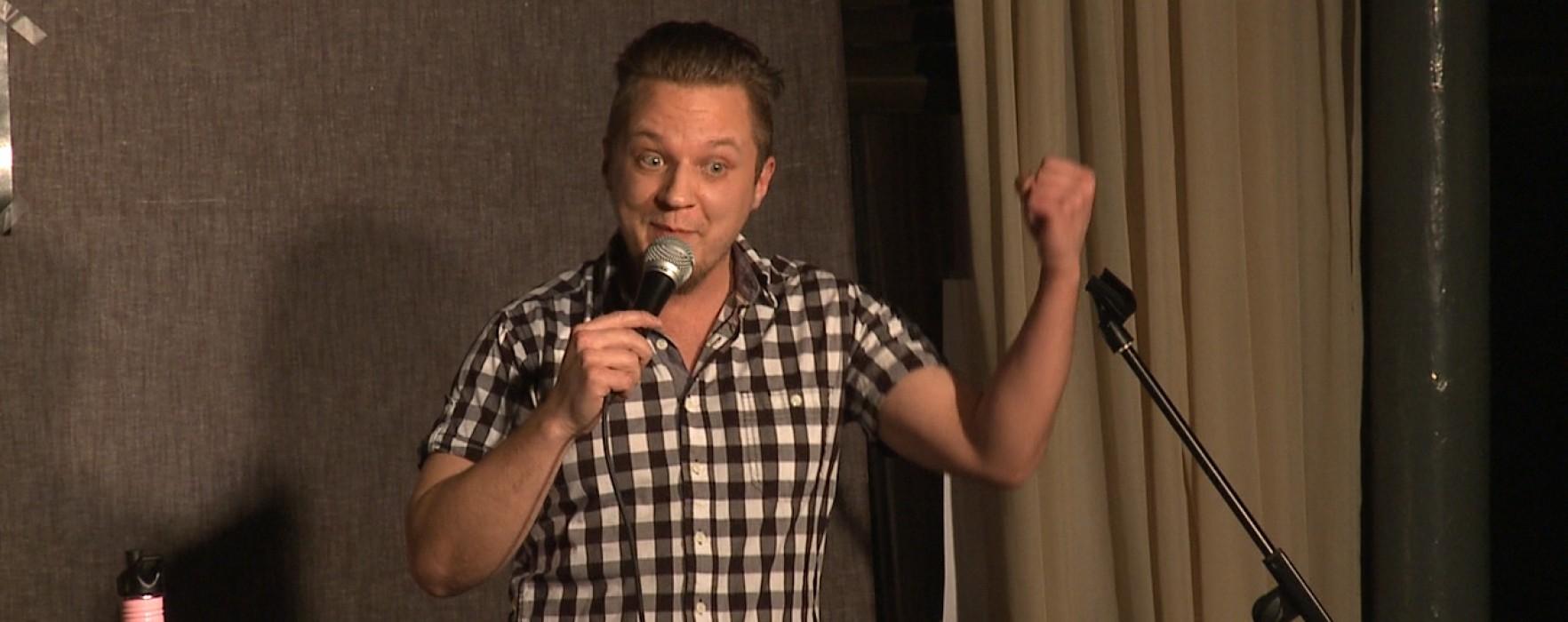Premiär för KRP Comedy