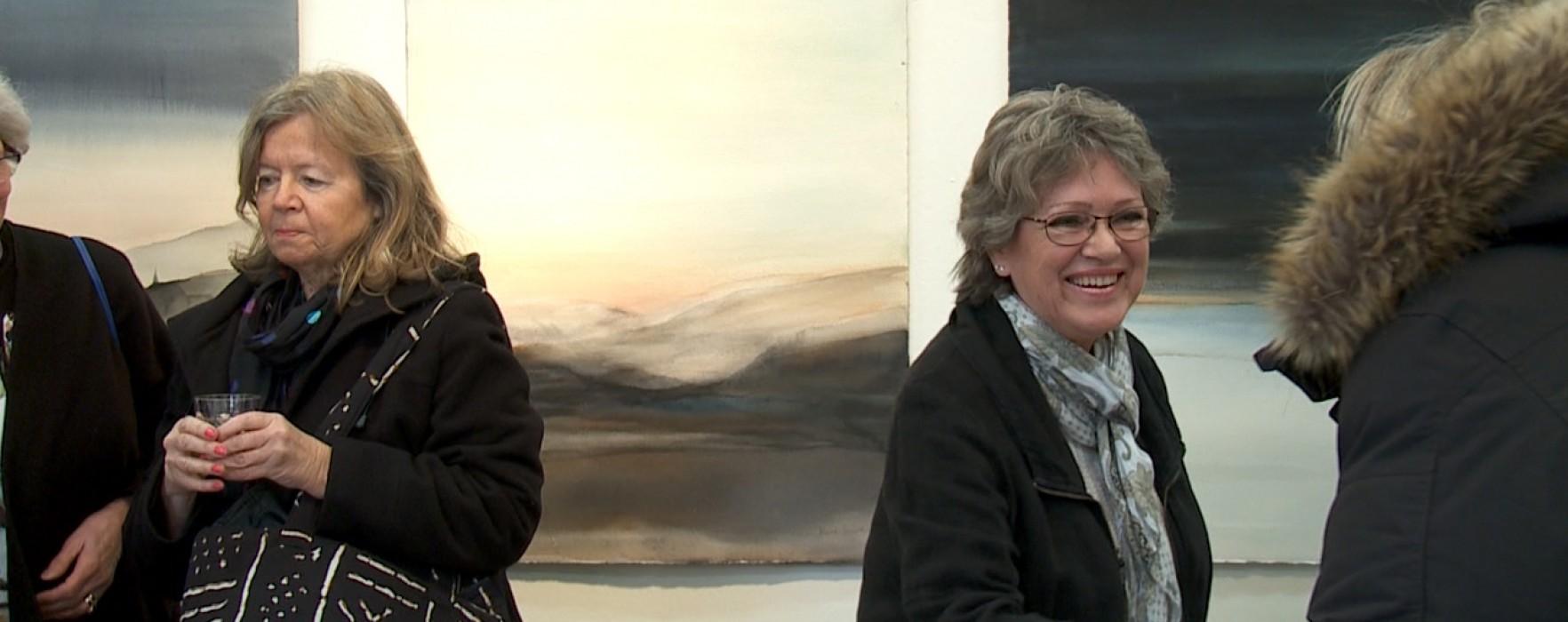 Marie Gauthier på Galleri Bergman