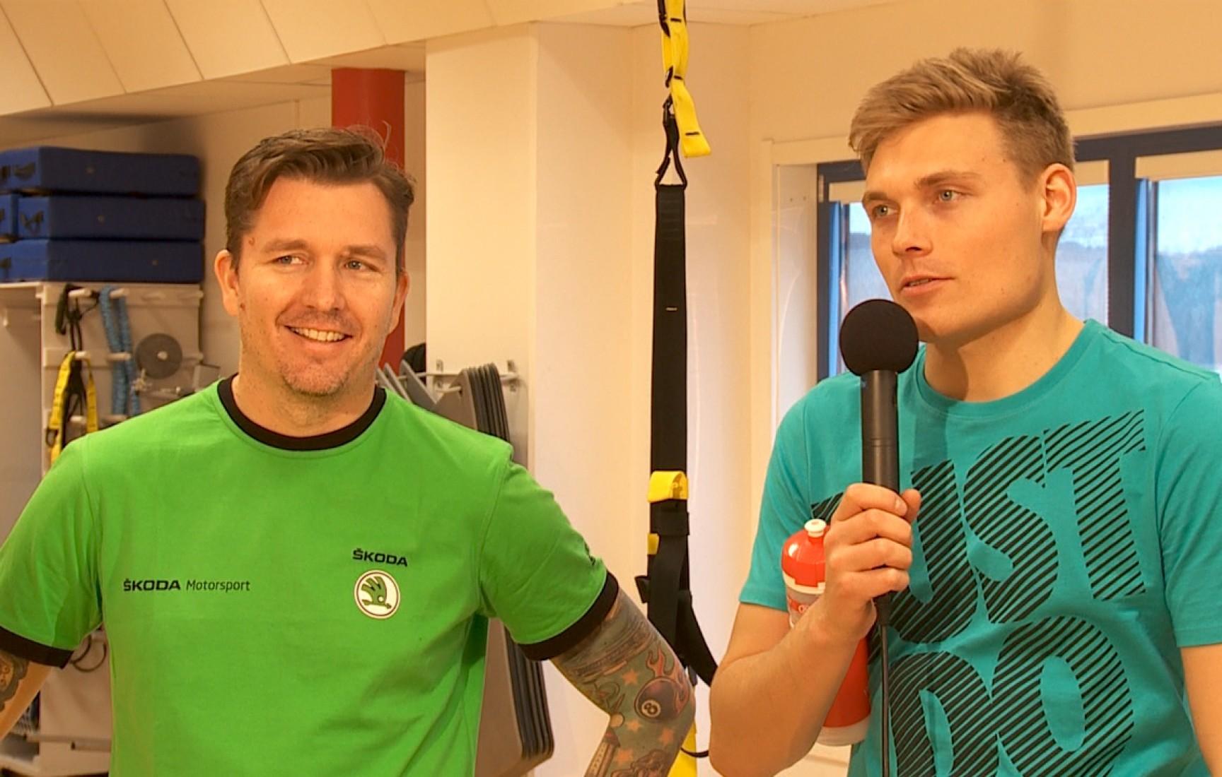 Glimt Sport Rallyspecial – Pontus Tidemand och Jonas Andersson