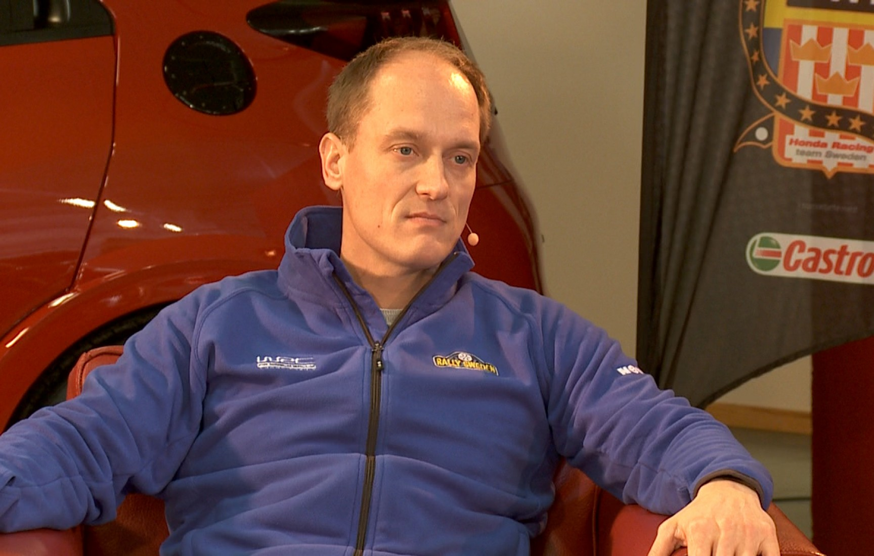 Glimt Sport Rallyspecial – Glenn Olsson, VD Rally Sweden