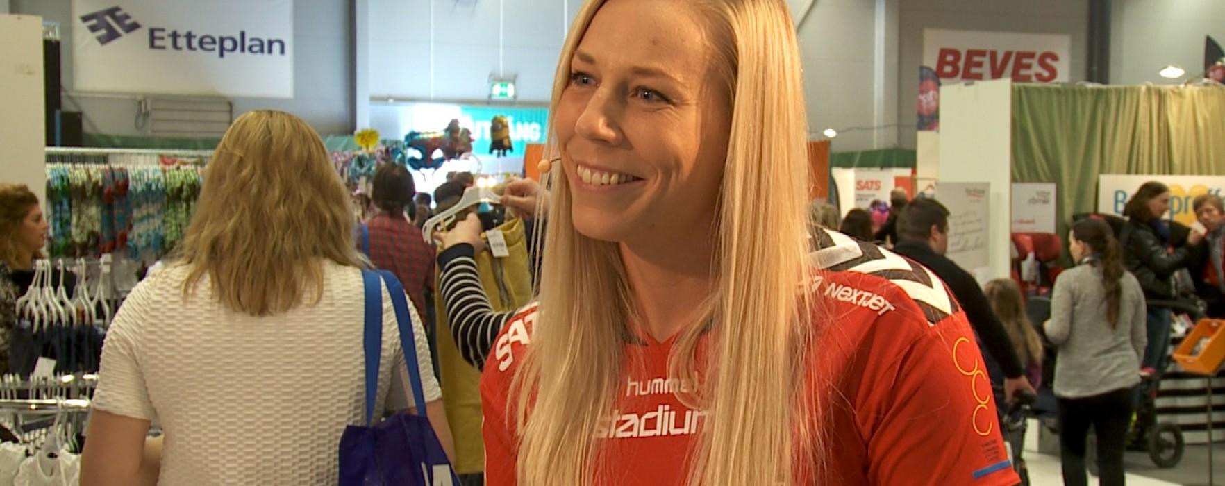 Glimt Sport – Linda Johansson, IF Hellton