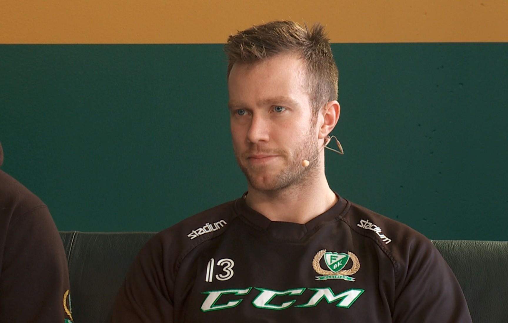 Glimt Sport – Mikael Wikstrand och Linus Persson inför slutspelet