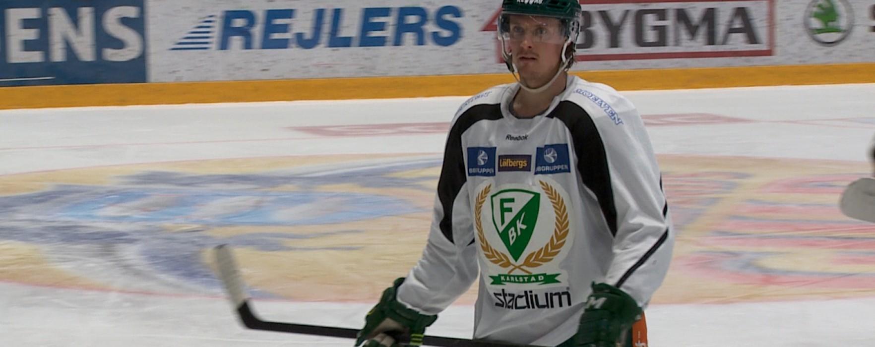 Glimt Sport – Magnus Nygren inför slutspelet