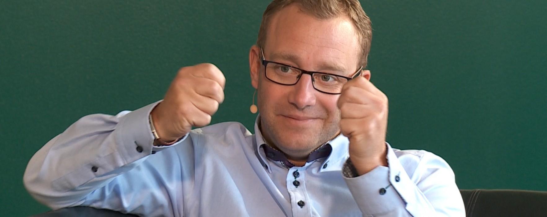Glimt Sport – Johan Kemi, Färjestad BK