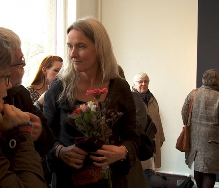 Eva Larsson på Galleri Bergman