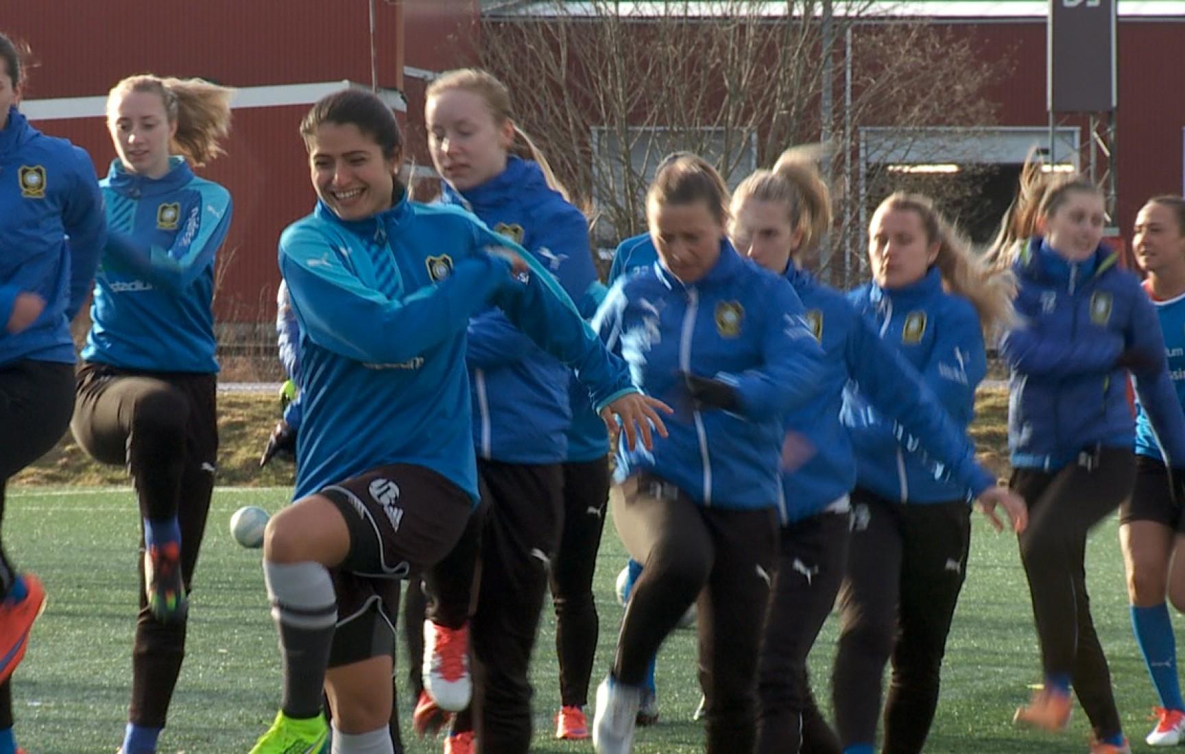 Glimt Sport – Qbik och Carlstad United inför premiären