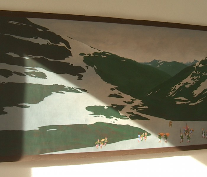 Jan Manker på Galleri Bergman