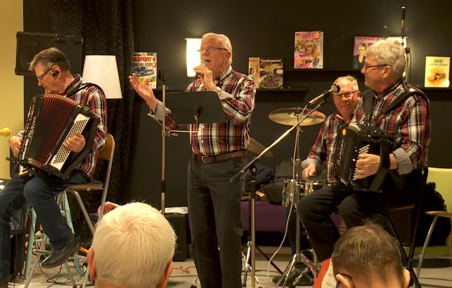 Musikkväll på Kupan i Karlstad