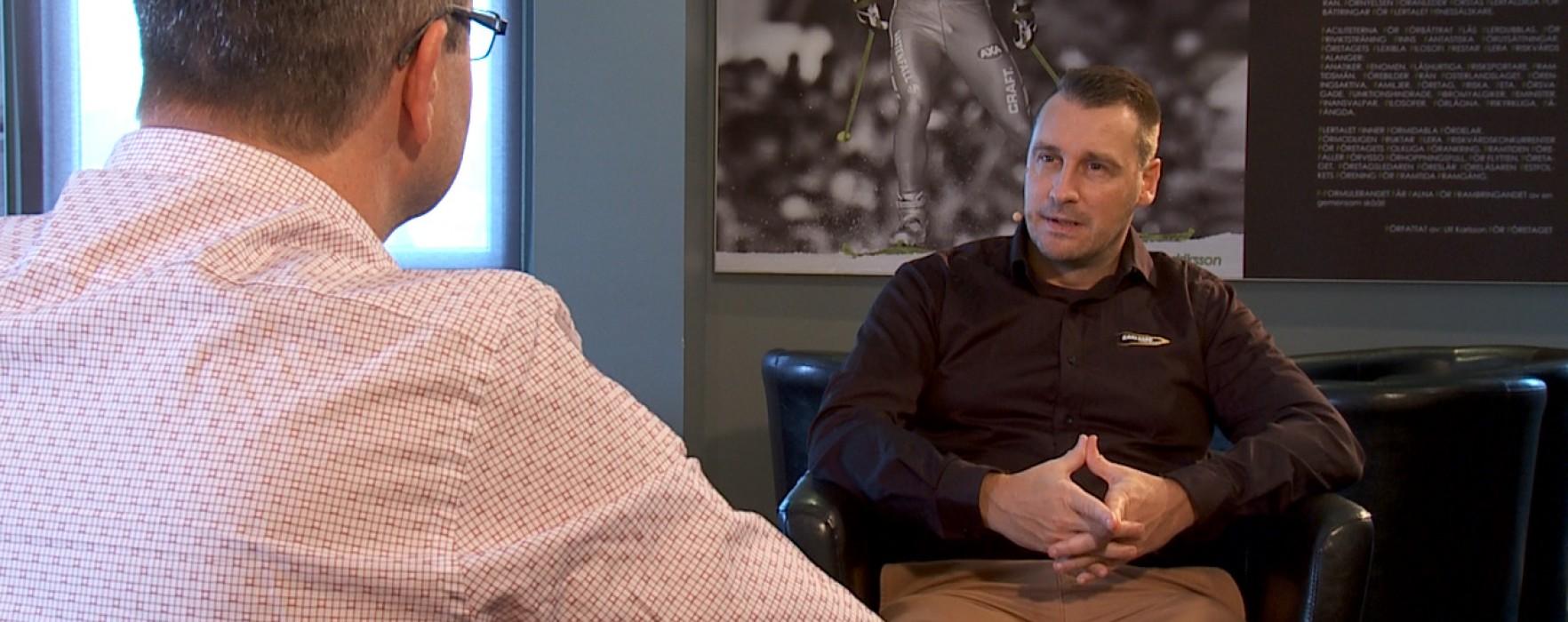 Glimt Sport – Niklas Hovivuori, Karlstad IBF