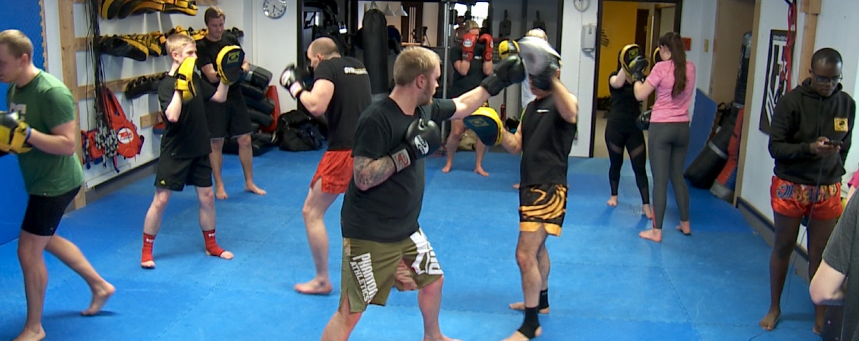 Glimt Sport – Samurang Fight Center