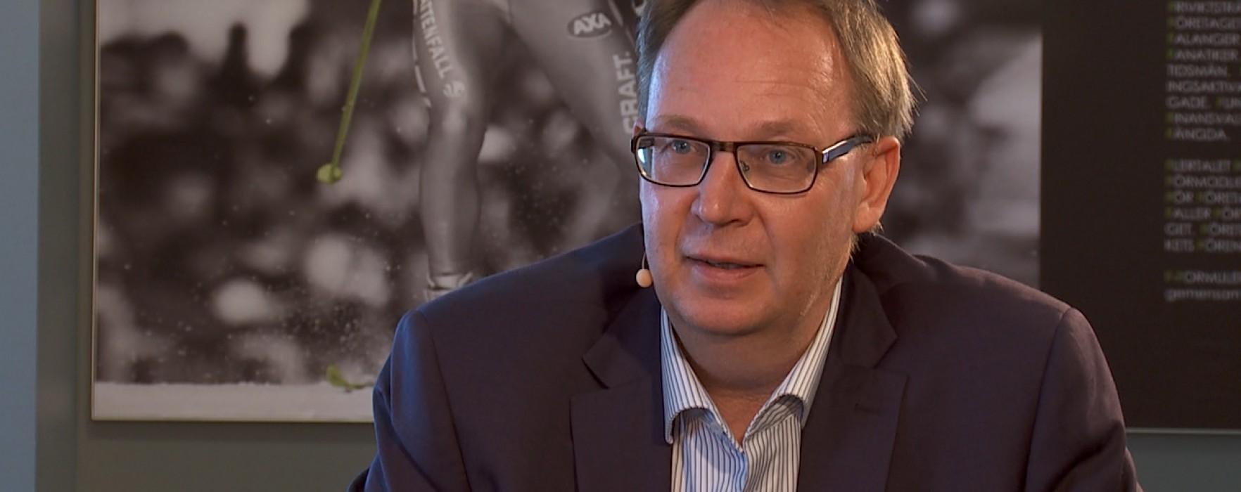 Glimt Sport – Stefan Olsson, Svensk Friidrott