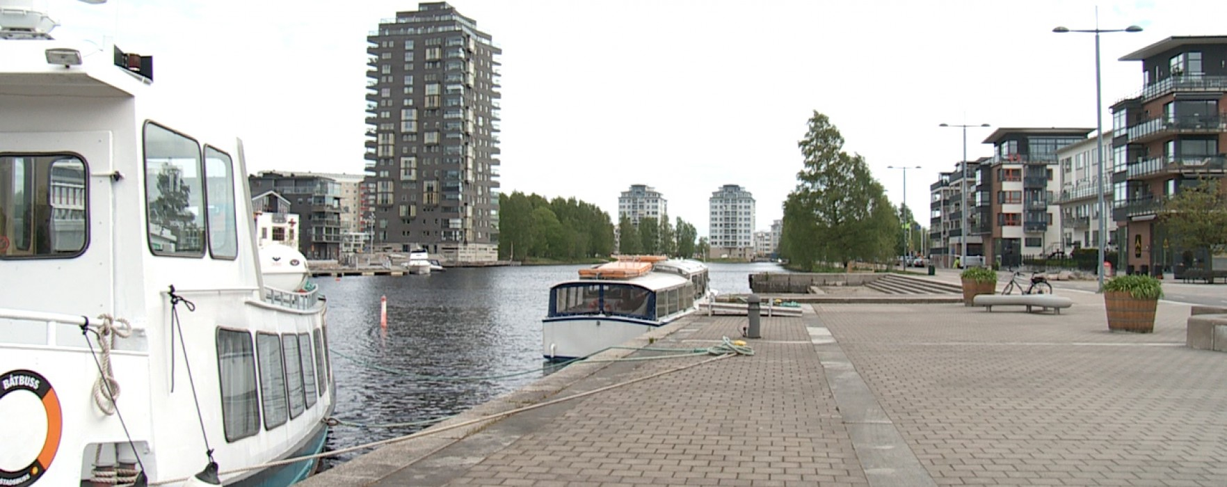 Ny båtbusslinje till Grums och Borgvik