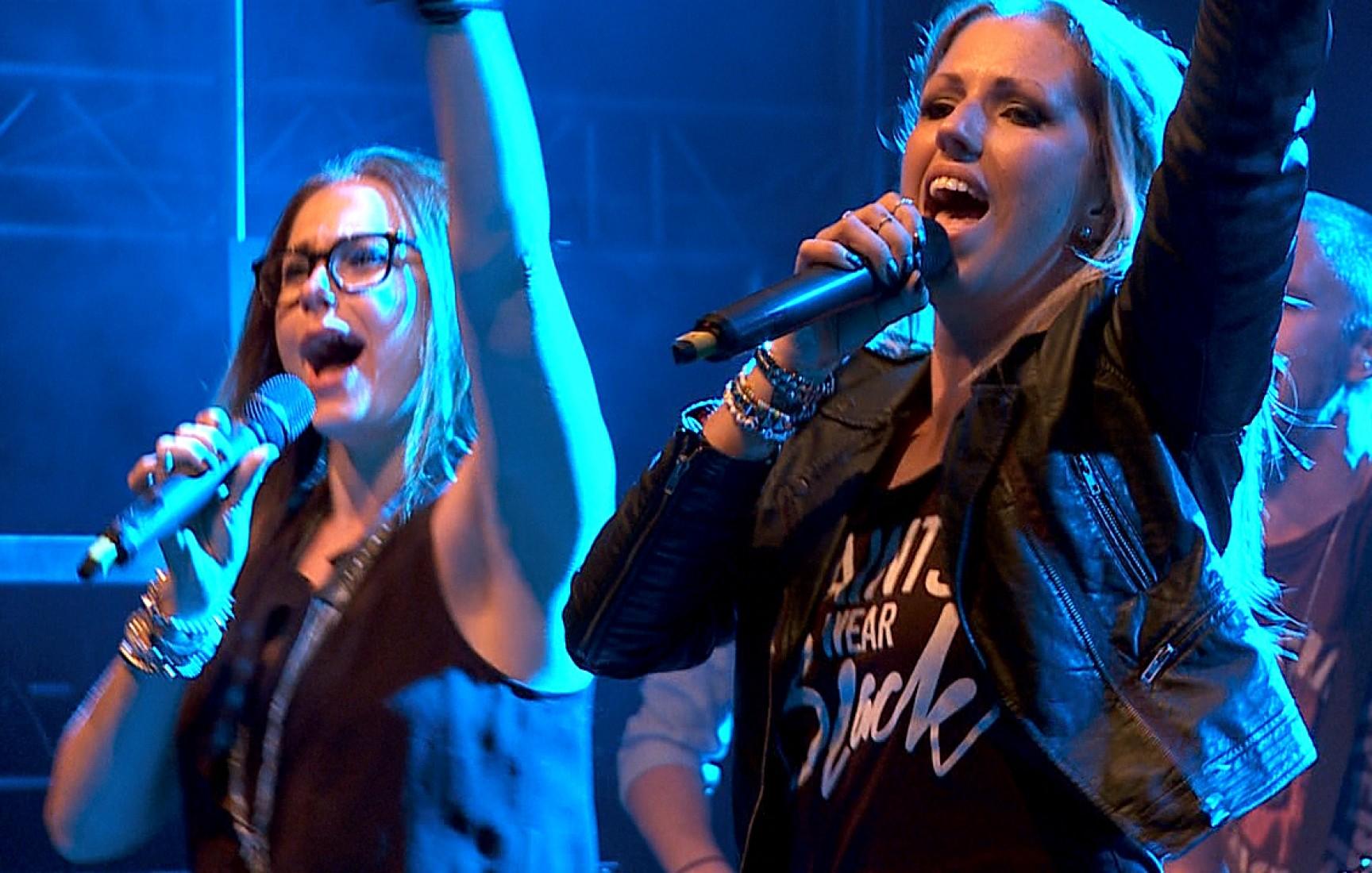 Folktåget från Folk & Rock i Segmon 2015