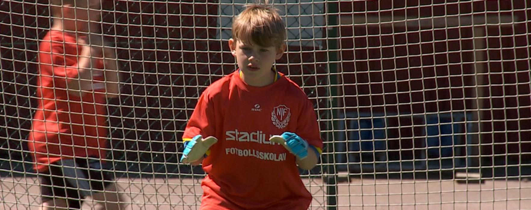 Fotbollsskola i Norrstrands IF