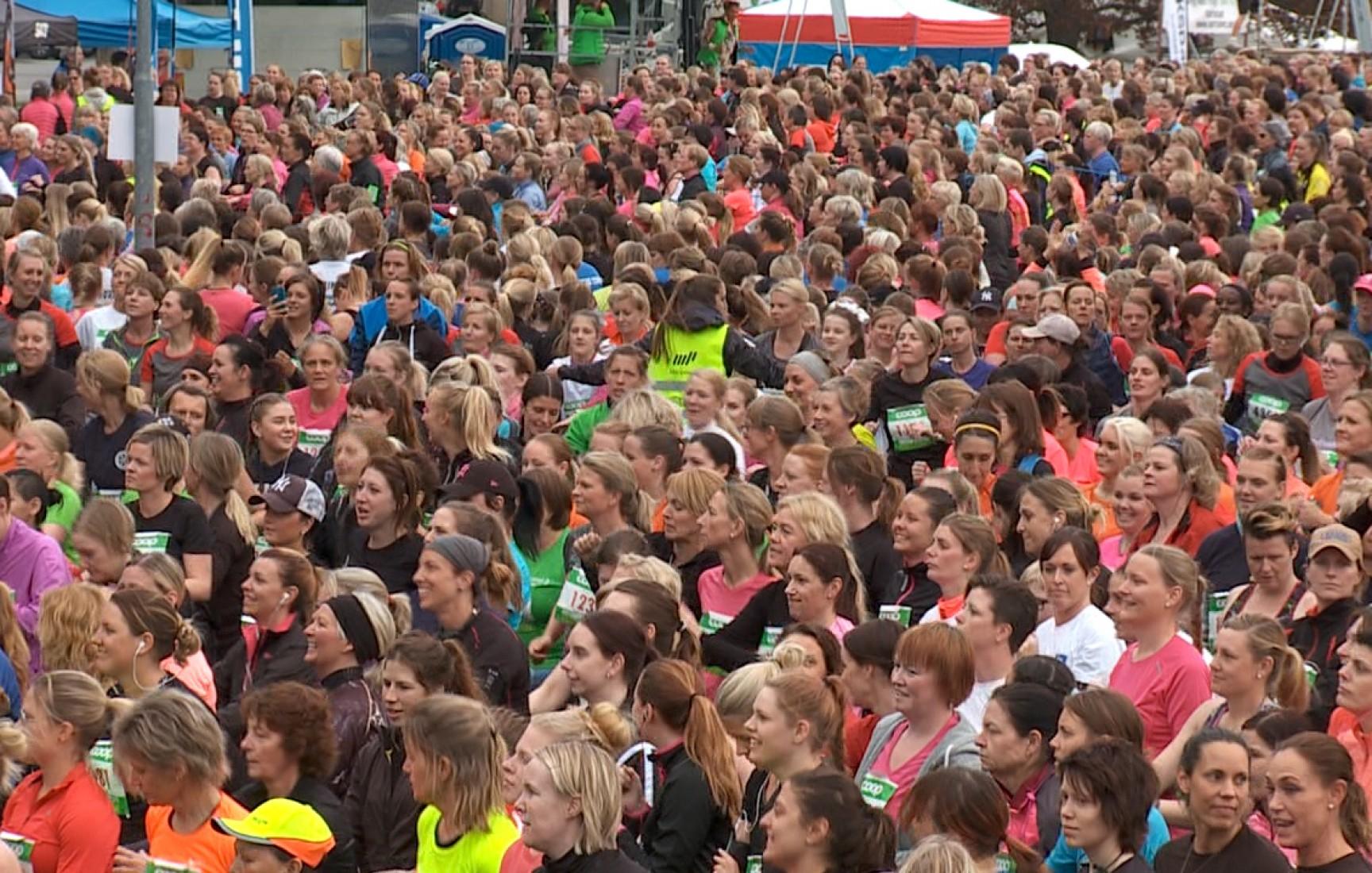 Glimt Sport – Vårruset Karlstad 2016
