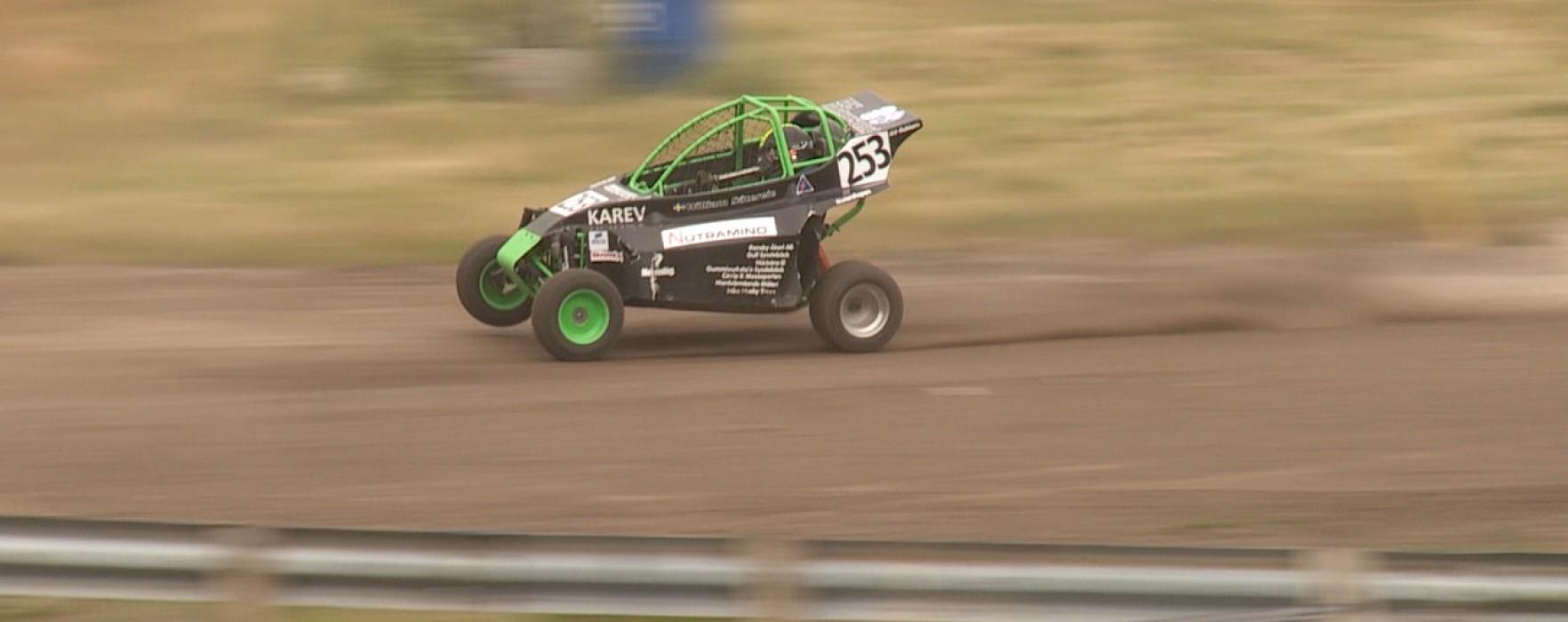 Glimt Sport – Crosskart-SM i Karlstad