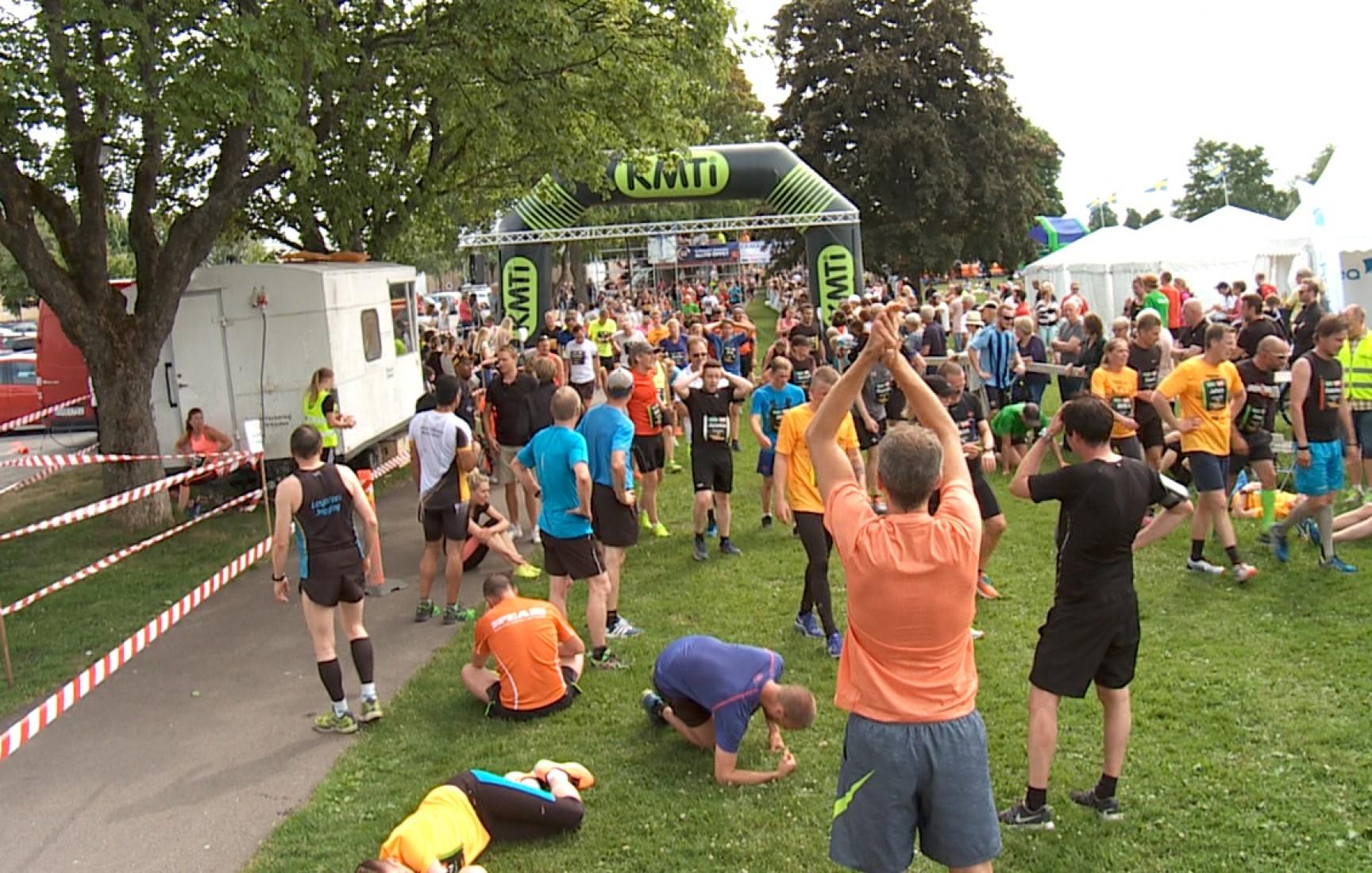 Glimt Sport – Karlstads stadslopp 2016