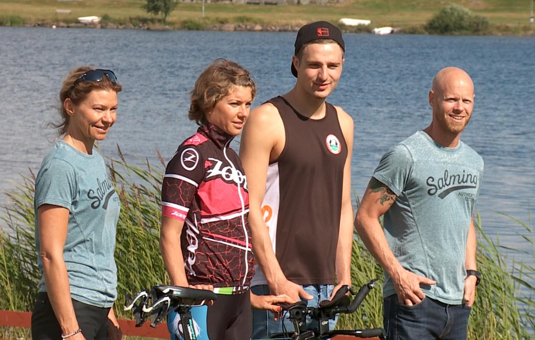 Glimt Sport – Inför Karlstadsimmet och Karlstad triathlon