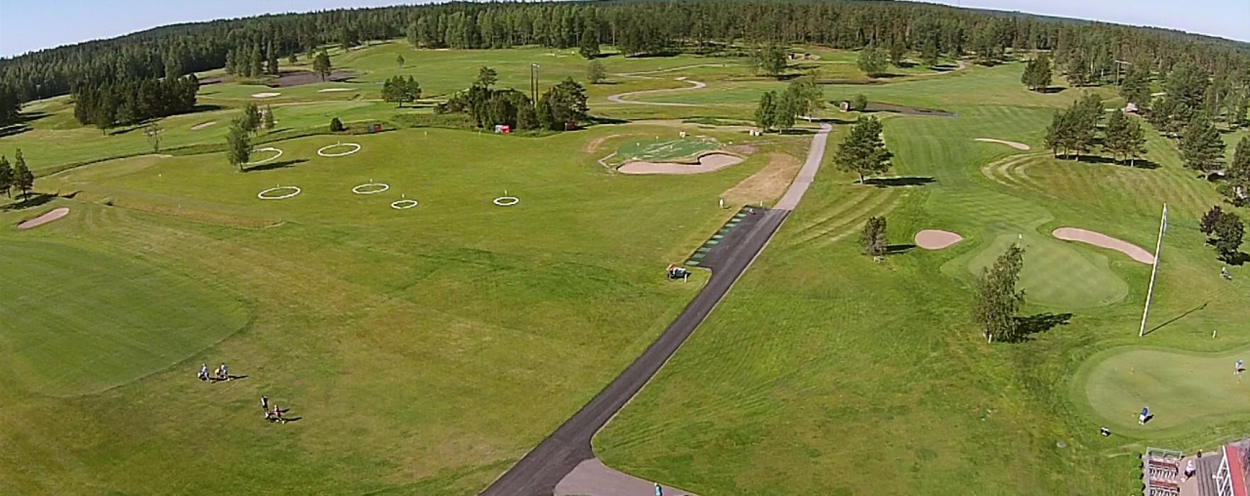 Glimt Sport – Femdagarsgolfens finaldag 2016