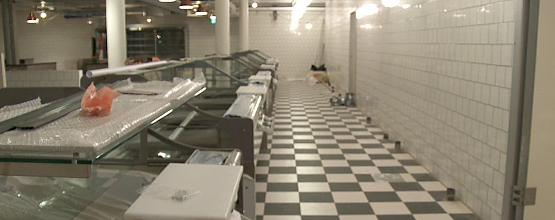 Saluhall öppnar i Karlstad