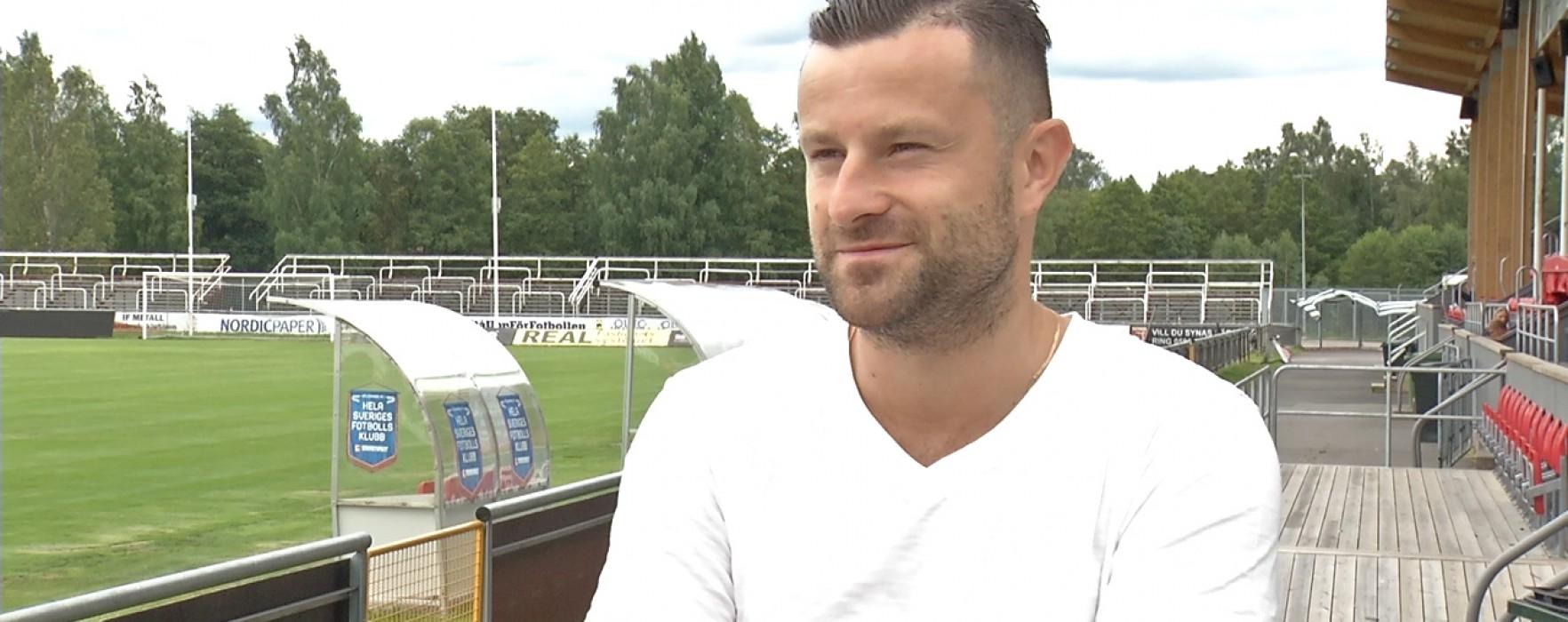 Fotbollsmagasinet – Ny tränarduo och anfallare i Degerfors