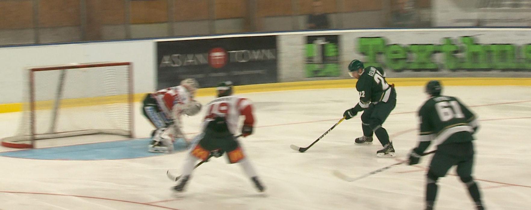 Glimt Sport – Sammandrag Färjestad-Frölunda, Strömstad