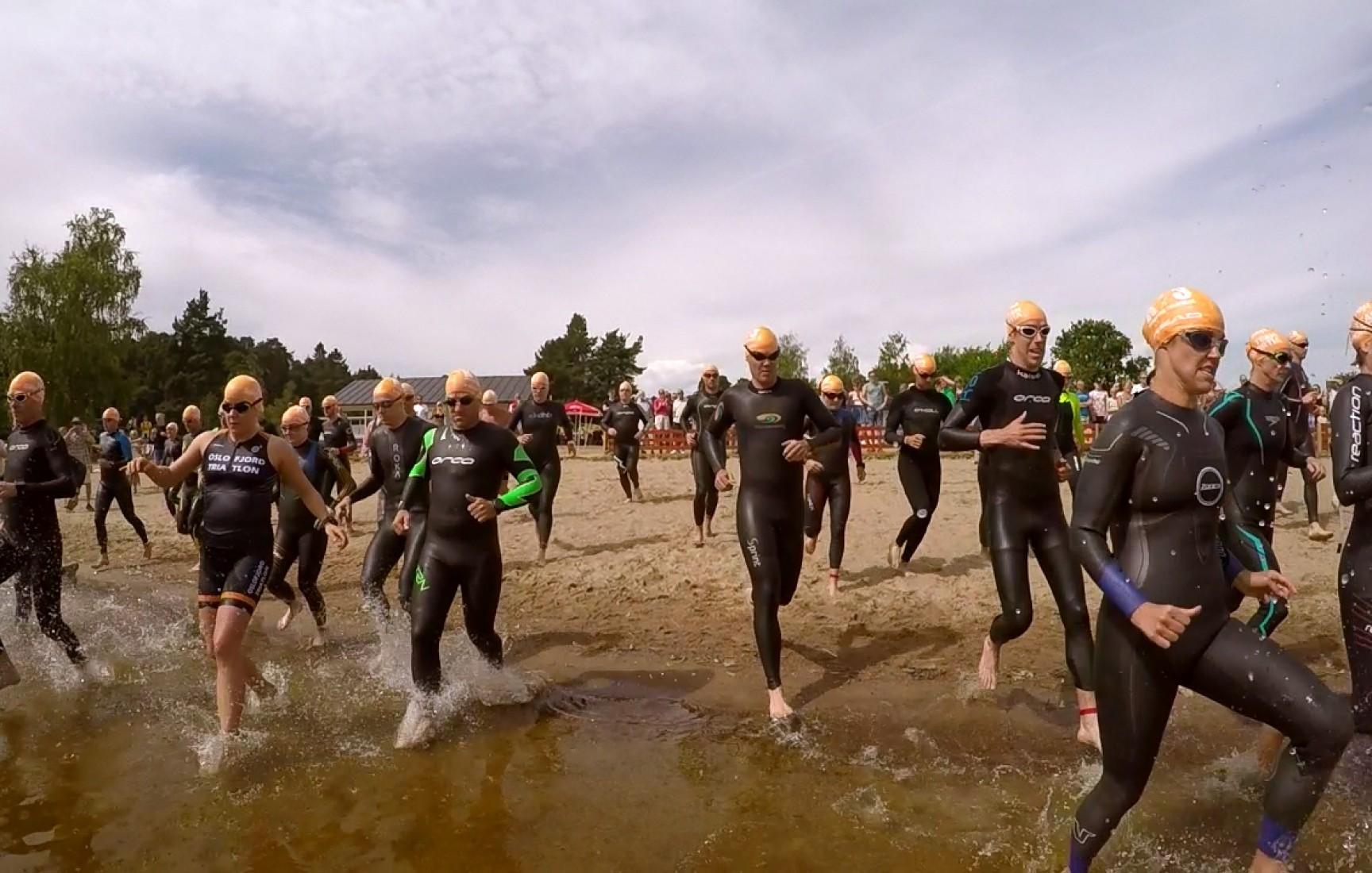 Karlstad Triathlon, olympisk distans