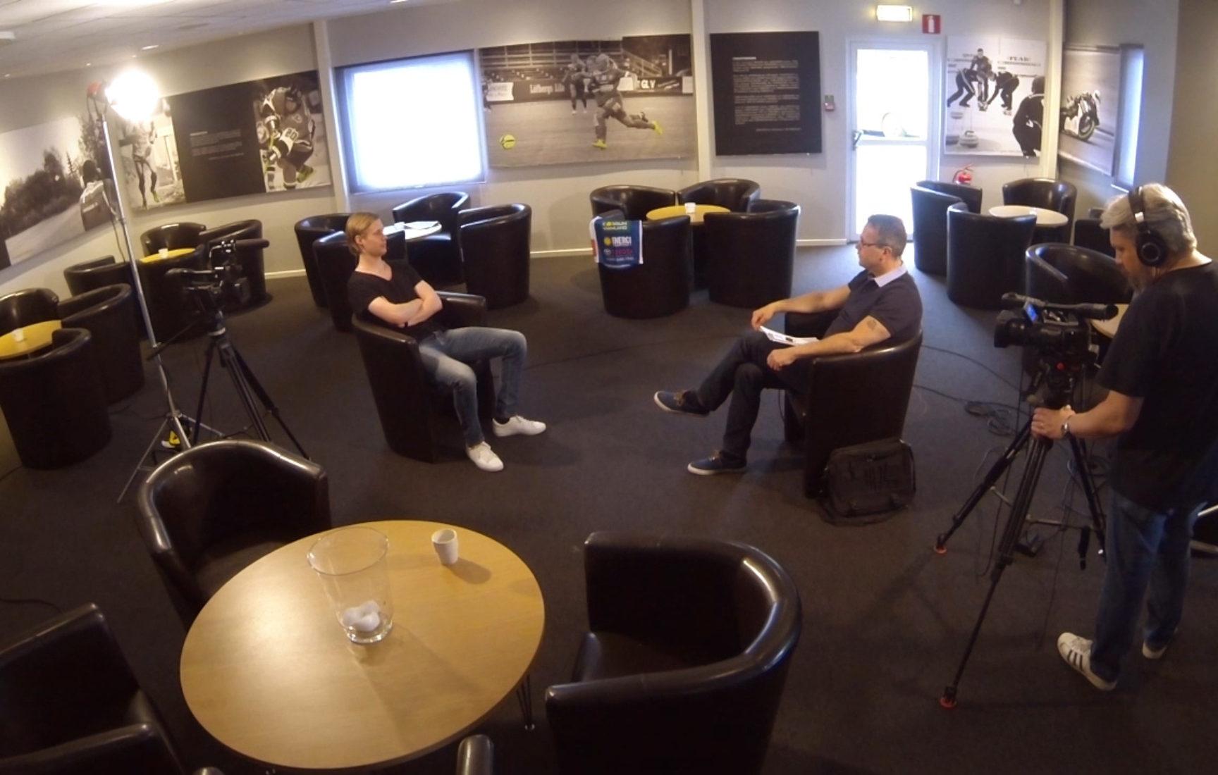 Glimt Sport – Adam Colling, Karlstad innebandy