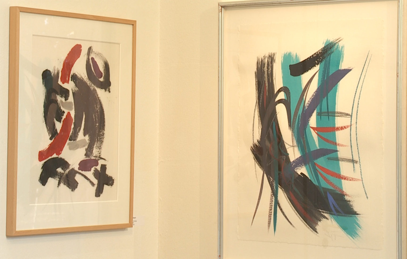 Lars Sjögren, minnesutställning på Galleri Bergman