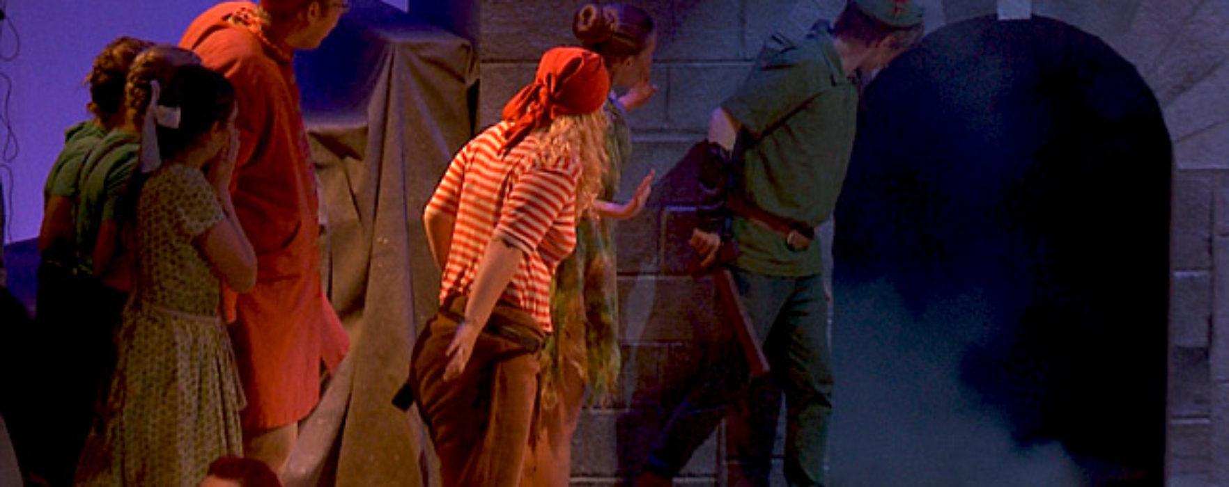Peter Pan och Kapten Kroks krok