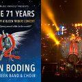 Freddie 70 years inbjudna till Montreux