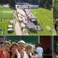 Flera hundra firade NIF-dagen tillsammans