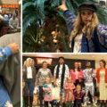 Modeshow för global hållbarhet