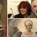 Dubbelutställning på Galleri Bergman – Skulpturer och målningar