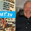 Bert Karlsson besökte Karlstad