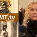 Starka kvinnoporträtt på Galleri Bergman